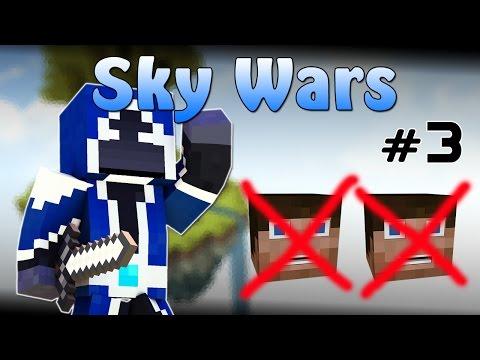 видео: Вынес Двух Союзников! - Sky Wars #3 - Minecraft Mini-Game