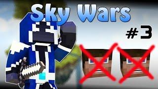 Вынес Двух Союзников! - Sky Wars #3 - Minecraft Mini-Game