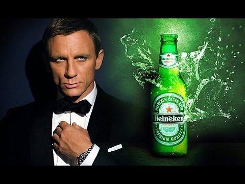 SPECTRE Heineken Commercial with Daniel Craig & Herve Villechaize