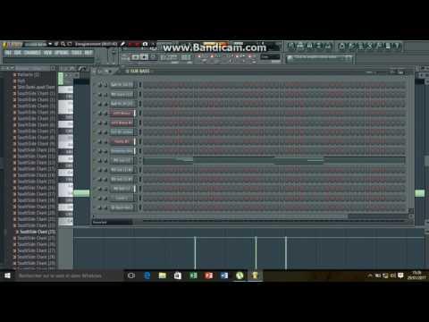 Kozak - Mon papa a ça Instrumental Fl studio