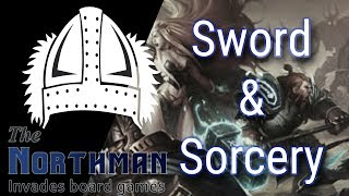 Sword & Sorcery: Immortal Souls - with André Nordstrand