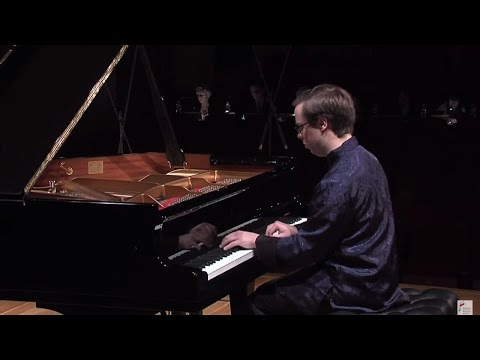 Ashley Fripp – Chopin Piano Competition 2015 (preliminary round)
