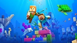 Minecraft PE 1.5 Trailer - Minecraft Pocket Edition Aquatic Update Trailer
