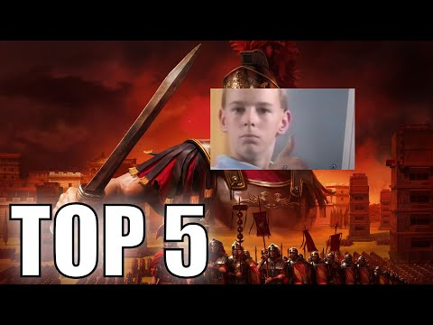 TOP 5 Total War: Rome Remastered Features |