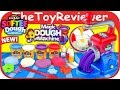 Magic Dough Machine Softee Dough Maker Cra-Z-Art Unboxing Toy Review by TheToyReviewer