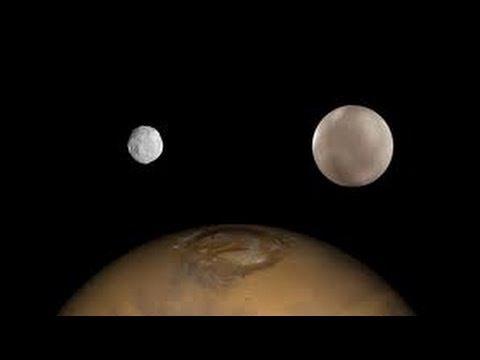 docatomics: bringing New Jerusalem to Mars, New Earth TerraFormed pt ☢  Valles Marineris