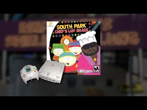 Gameplay : South Park Chefs Luv Shack [Dreamcast]