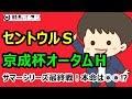 【2017セントウルS・京成杯AH】サマーシリーズ最終戦!本命は○○⁉