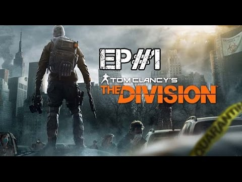 Tom Clancy's The Division EP#1 เราต้องรอดเซ้