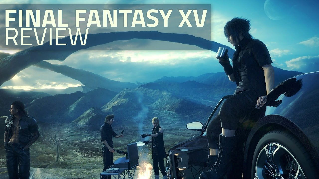 Final Fantasy XV Windows Edition PC Performance Review - The Best