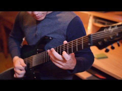 Tyler Teeple - Dream Theater - Build Me Up, Break Me Down Guitar Cover