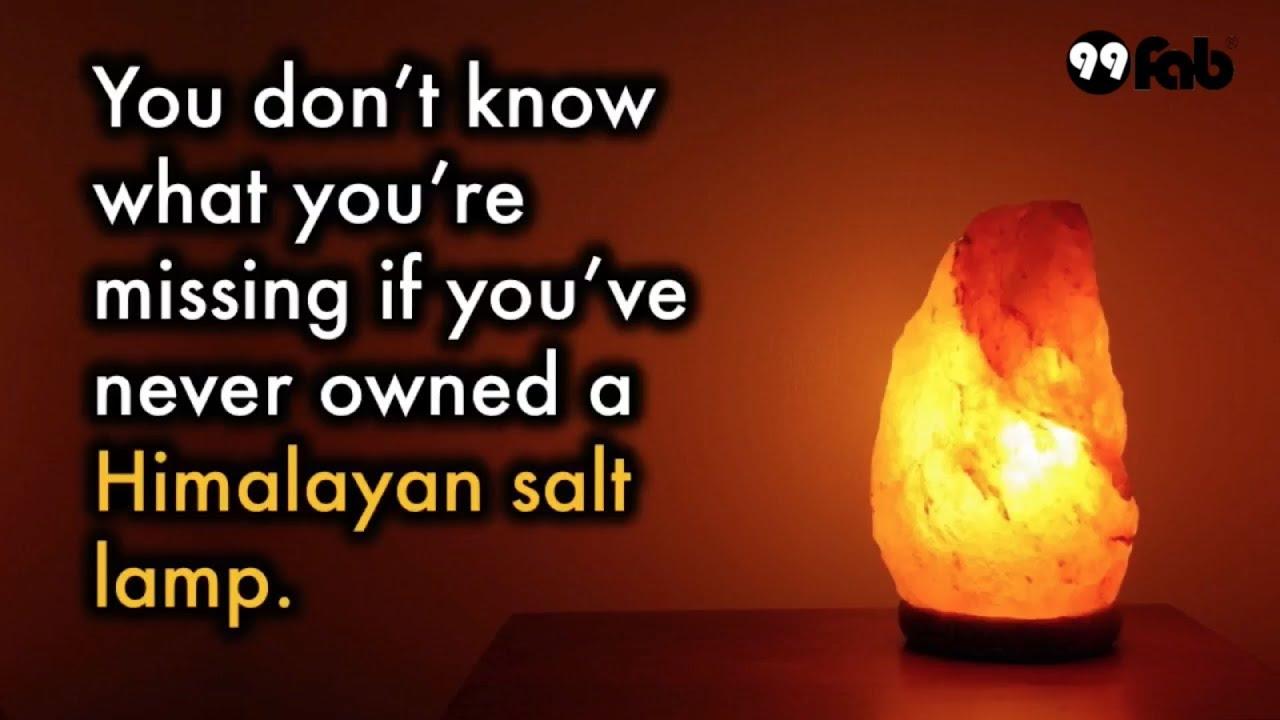 The Best Himalayan Salt Crystals Lamps
