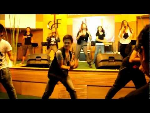 Kirk Franklin -Looking for You (GCF Youth Malolos Dance Cover)
