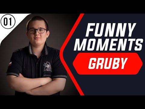 Funny Moments Gruby #01 - Kawałek Pizzy