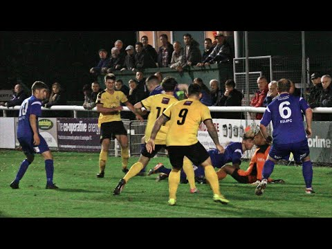 Leamington vs Redditch United - Match Highlights - October 28th 2015