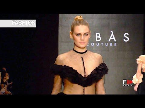 LIBAS - KAZAKHSTAN FASHION WEEK - Moscow Fall Winter 2017 2018 - Fashion Channel