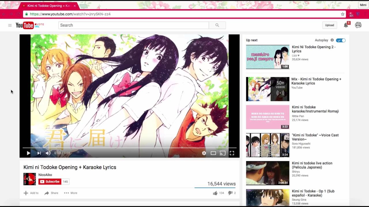 Download Momojiri Sings: Kimi ni Todoke ♡
