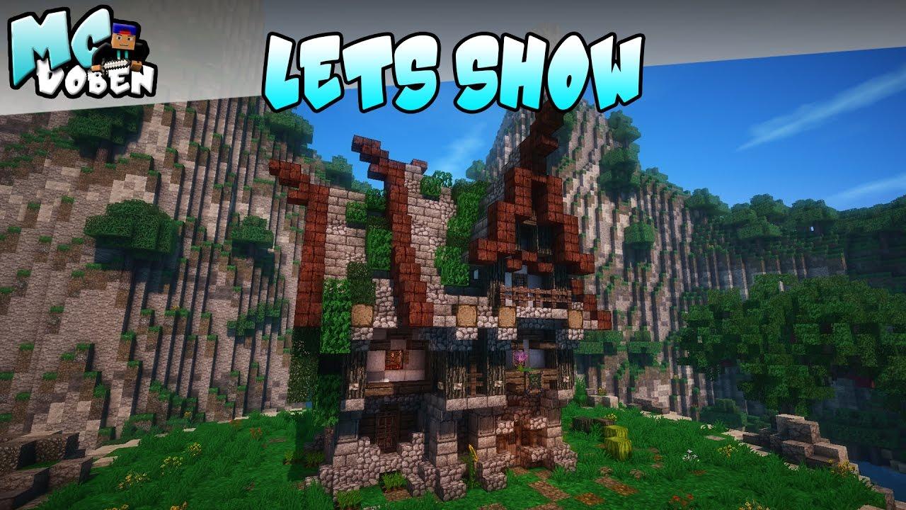 Minecraft Haus Ideen Mittelalter Excellent Gallery Of Tutorial - Minecraft mittelalter hauser download