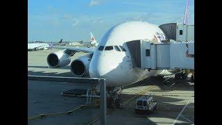 Thai Airways A380 London to Bangkok in Royal First Class
