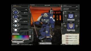 Warhammer 40,000™: Dawn of War: Dark Crusade™ - Space Marine Units