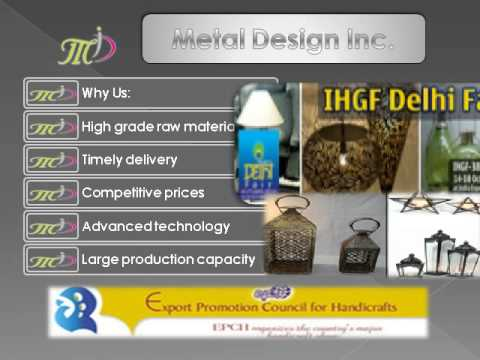 Art Crafts & Decorative Products By Metal Design Inc., Moradabad