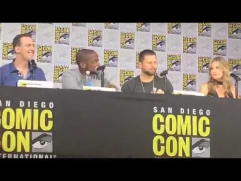 Psych  Panel /  Comic-Con  SDCC 2017
