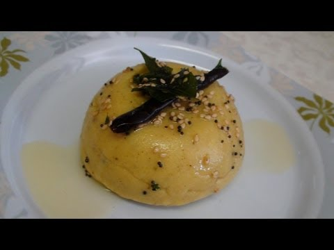 Jowar Khichu or Upma  or Khato lot - Milo or Sorghum flour recipe -Gluten Free