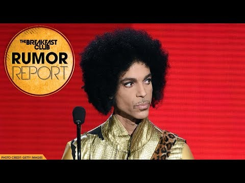 Prince's Unreleased Album Will Debut On Tidal