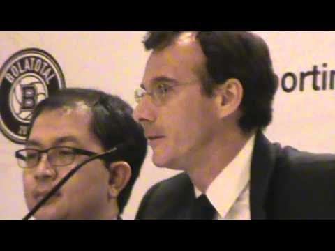 Press Conference Juventus Tour Indonesia -2014 Part II