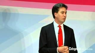 Ed Miliband: Israel escalation