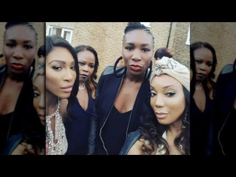 Who Are The Other Williams Sisters?