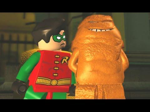 LEGO Batman: The Video Game Walkthrough - Episode 1-1 The Riddler