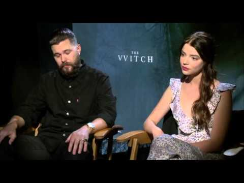 The Witch Interview With Director, Robert Eggers And Anya Taylor-Joy