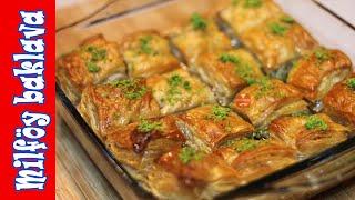 Kolay Baklava | Milföy Baklava | Pişirmece | Yemek Tarifleri
