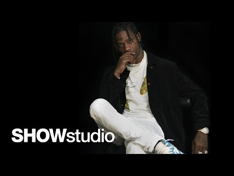 Travis Scott: In Camera: SHOWstudio Live Interview
