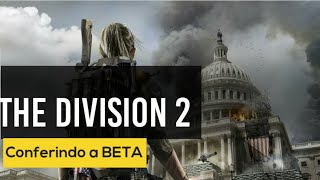 The Division 2 PS4|Conferindo A BETA|Caos Na Casa  Branca !#the #Division #Ubsoft