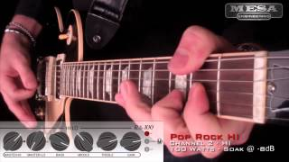 Mesa Boogie Royal Atlantic RA-100, Sounds -- Pop Rock HI (6 of 8) | Full Compass