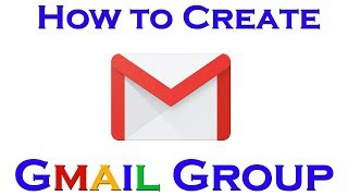 How to create a group in Gmail ||Send bulk emails