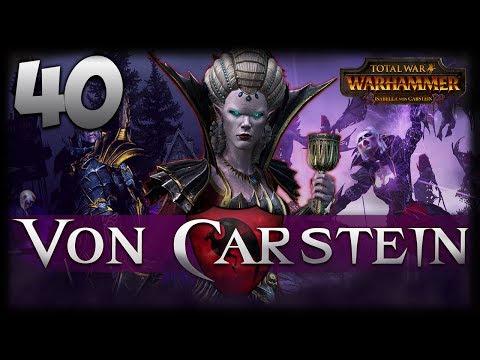 A RED DAWN! Total War: Warhammer - Von Carstein Campaign #40