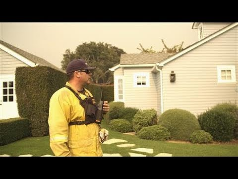 The Private Firefighters Protecting Californias Mansions From Wildfires