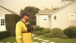 The Private Firefighters Protecting California's Mansions From Wildfires