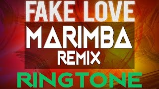 Download and enjoy marimba remix of fake love! *************************************************** set as your ringtone: http://smarturl.it/fakelovemrd