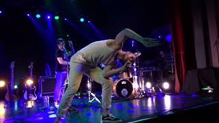 "Imagine Dragons ""Next to me"" Acoustic Version - Paris Trianon Video"