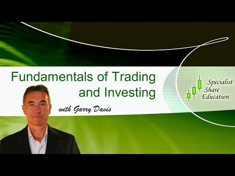 Fundamentals of Trading and Investing in Stocks | Keys for Success