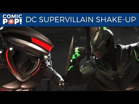 DC Supervillain Shake-Up #ElseworldsExchange