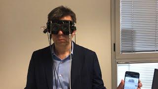 Las primeras gafas 'inteligentes' contra la vista cansada