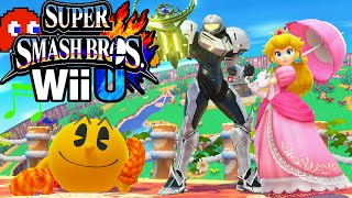 Super Smash Bros 4 Wii U Tournament LIVE! Smash-ing Bird Viewer VS Stream #3 Gameplay Nintendo