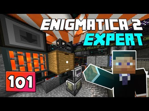 Repeat Enigmatica 2: Expert Mode - EP 101 High Voltage by