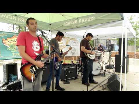 Redeye Redemption at Green Prize Festival 2015