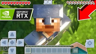 [RTX] TOP 5 BEST SHADERS For MCPE 2020! (1.16+) - Minecraft Pocket Edition (PE, W10, Xbox, PS4)